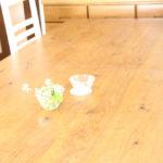 我が家のテーブル